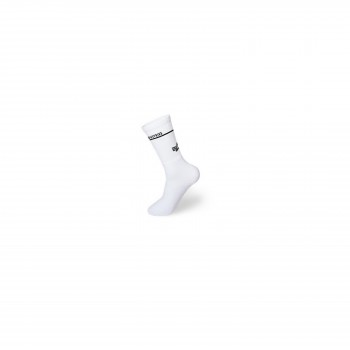 Basic Stripe Socks 3 Pairs - white