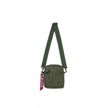 Crew Carry Bag - sage green