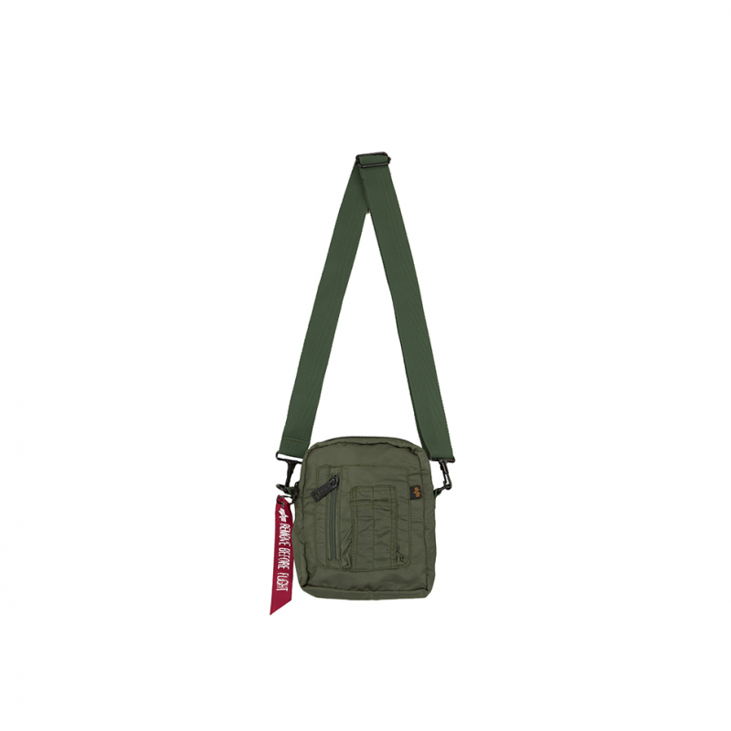 Crew Carry Bag - sage green