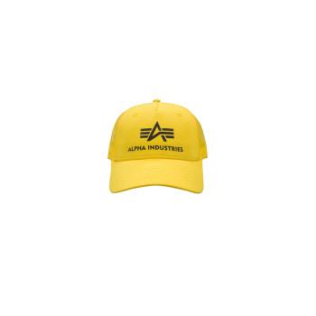 Basic Trucker Cap - prime yellow