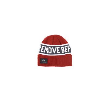 RBF Beanie - red