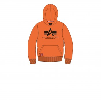 Basic Hoody Kids/Teens - alpha orange
