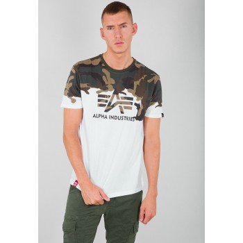 Lost Camo T - woodl camo
