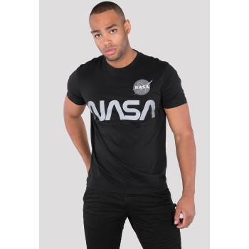 NASA Reflective T - black