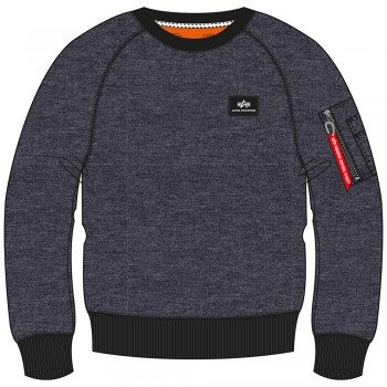 X-Fit Sweat - charcoal heather