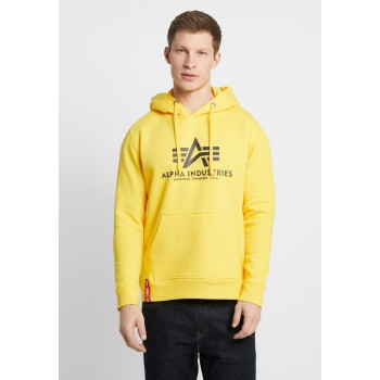 Basic Hoody - empire yellow