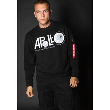 Apollo 50 Sweater - black