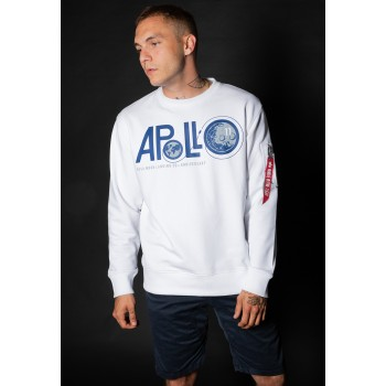 Apollo 50 Sweater - white