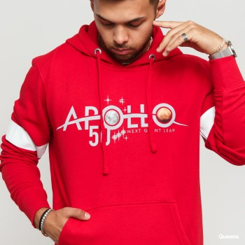 Apollo 50 Reflective Hoody - speed red