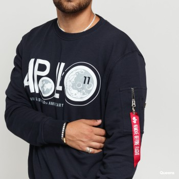 Apollo 50 Sweater - replica blue