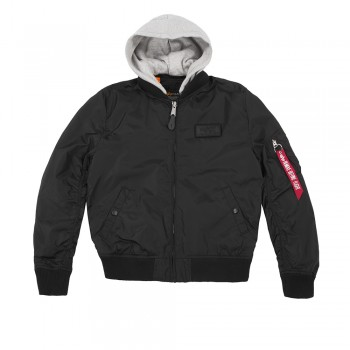 MA-1 TT Hood - black