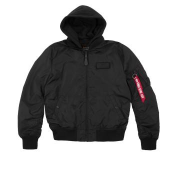 MA-1 TT Hood - black/black