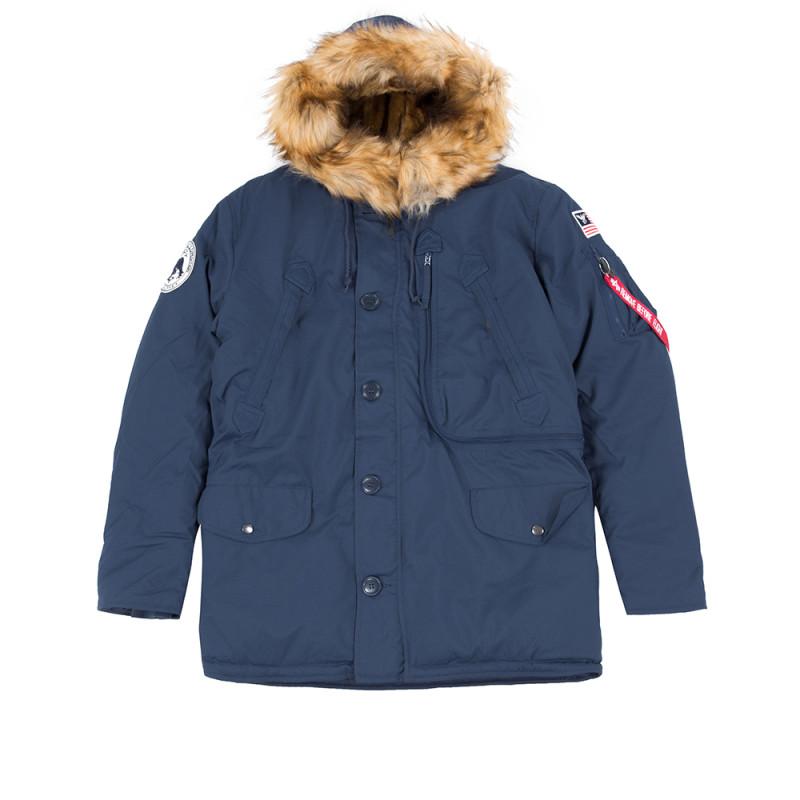 Polar Jacket - new navy