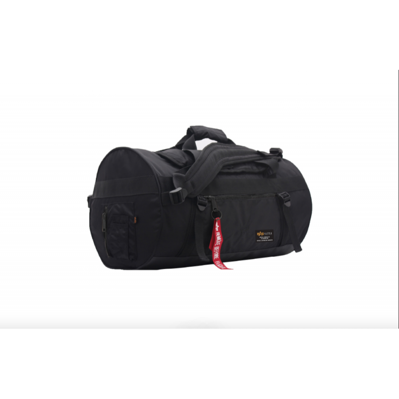 Crew Duffle Bag - black