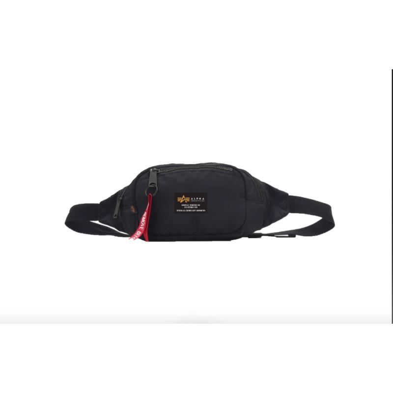 Crew Waist Bag - black