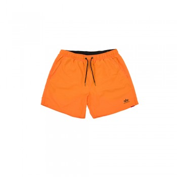 Basic Swim Short - alpha orange