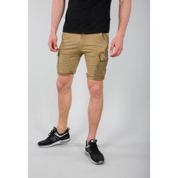 Camo Pocket Short - sand