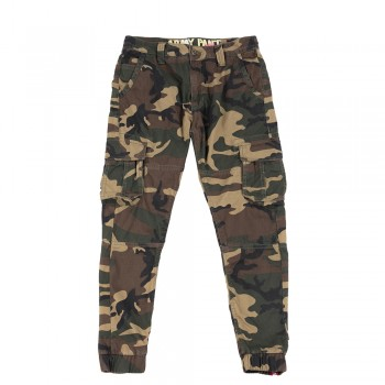 Army Pant - woodcamo65