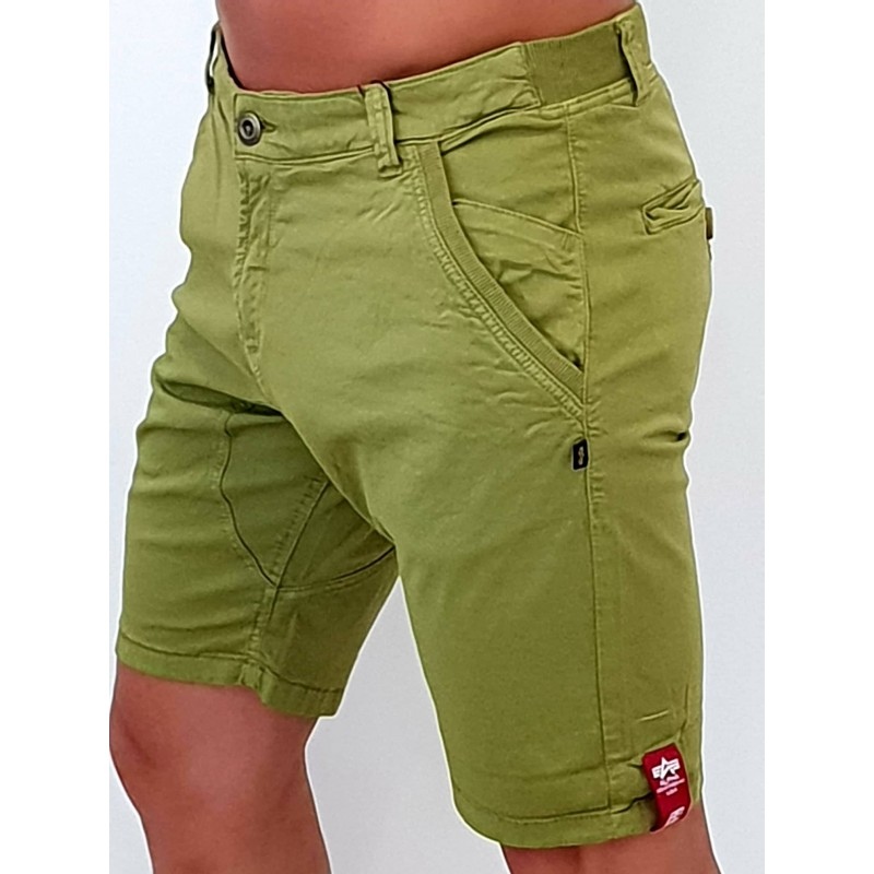 KEROSENE SHORT - khaki green