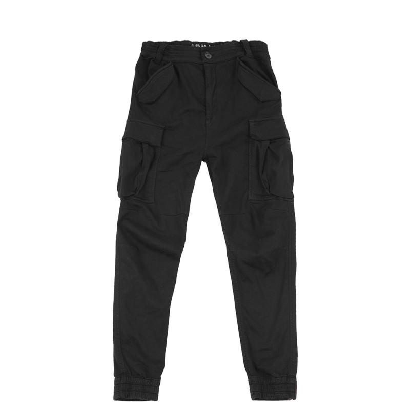 AIRMAN PANT - black