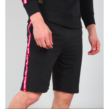 RBF Tape Jogger Short - black