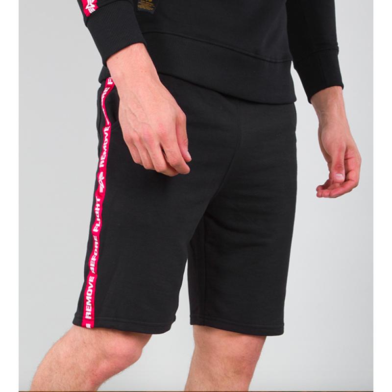 RBF Tape Jogger Short - black