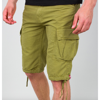 Ripstop Short - khaki green