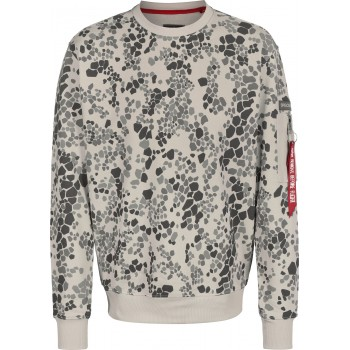 Special Forces Sweater  - stone camo