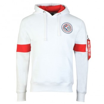 Apollo 15 Hoody - white