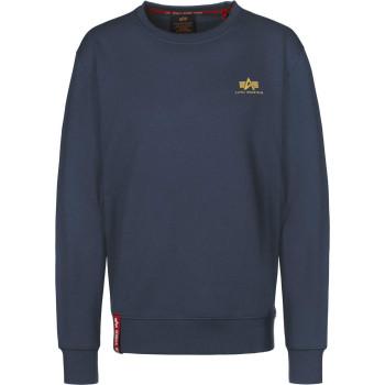 Basic Sweater Small Logo - new navy