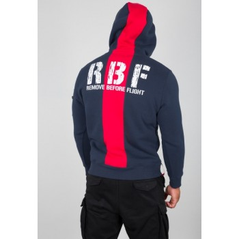 RBF II Hoody - new navy