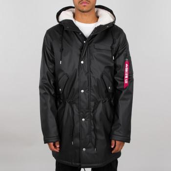 Raincoat TL - black