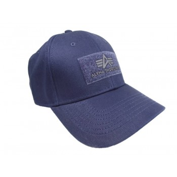 Velcro Cap - replica blue
