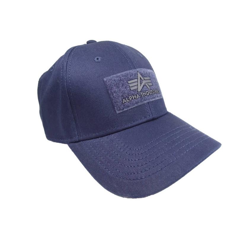 Velcro Cap - replica blue