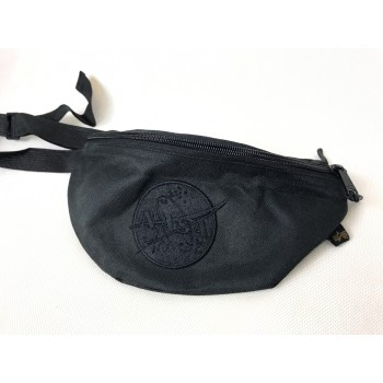 Waist Bag NASA - all black