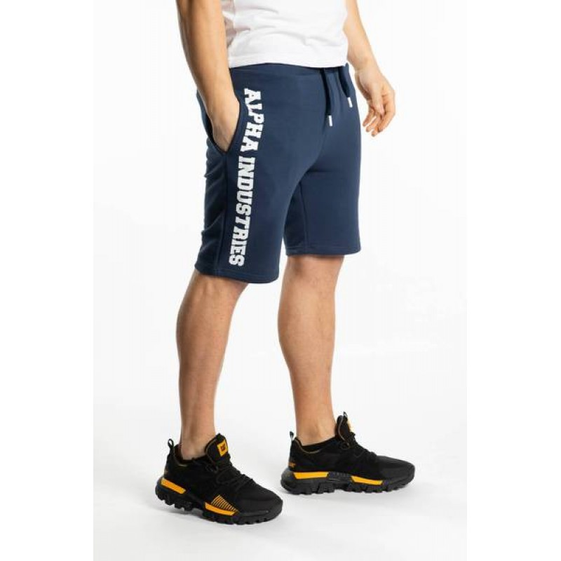 Big Letters Short - new navy