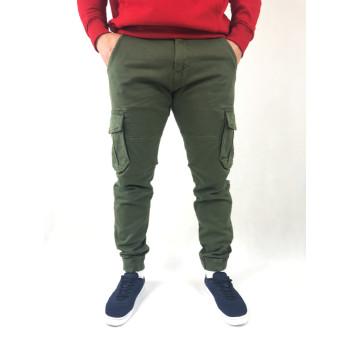 Army Pant - dark olive