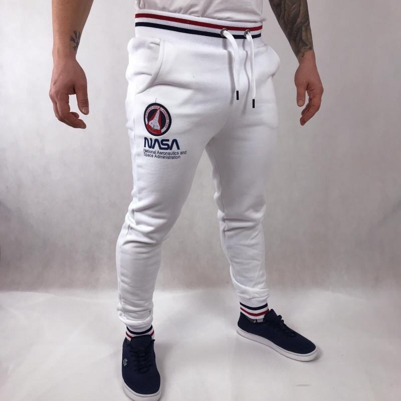 NASA Retro Jogger - white