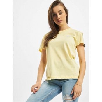 Basic T Small Logo Woman - pastel yellow