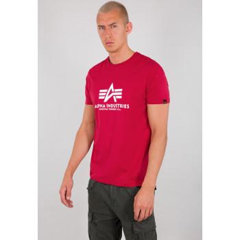 Basic T -  rbf red