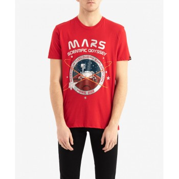 Mission To Mars T - speed red