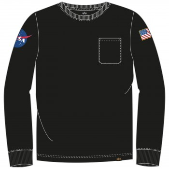 NASA LS - black