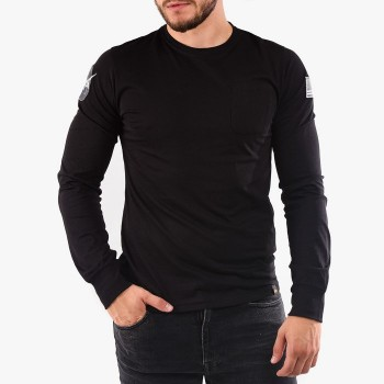 NASA LS - all black