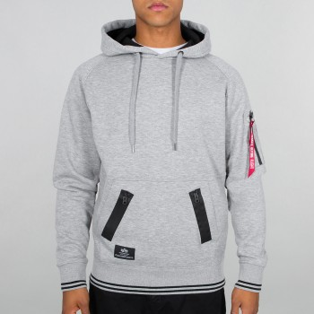 Defense Hoody - grey heather