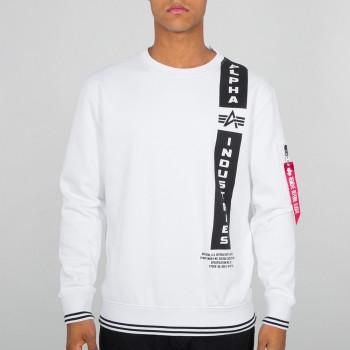 Defense Sweater - white