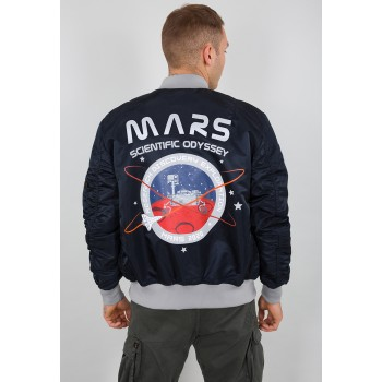 MA-1 LW Mission To Mars - replica blue