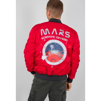 MA-1 LW Mission To Mars - speed red