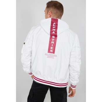 MA-1 TT Hood Defense - white