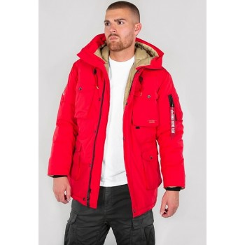 Mountain All Weather Jacket - speed red