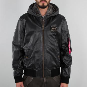 MA-1 D-Tec Leather